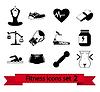 Fitness-Symbol