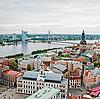 Stare Miasto w Rydze | Stock Foto