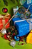 Weihnachts-Geschenke | Stock Foto