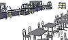 ID 3140599 | Cafe-Projekt | Illustration mit hoher Auflösung | CLIPARTO