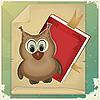 Мудрая сова и книга