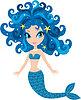 Mermaid Karikatur