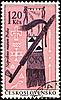 ID 3154965 | American Indian Handwerkskunst auf Briefmarke | Illustration mit hoher Auflösung | CLIPARTO
