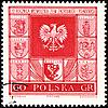 ID 3166356 | Wappen der Städte in Polen auf Poststempel | Illustration mit hoher Auflösung | CLIPARTO
