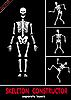 ID 3160776 | Skeleton-Konstruktor | Stock Vektorgrafik | CLIPARTO