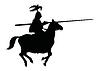 Vector clipart: knight