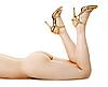 아름 다운 여성의 엉덩이 | Stock Foto