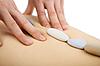 ID 3145796 | Man `s ręce zrobić specjalny masaż | Foto stockowe wysokiej rozdzielczości | KLIPARTO