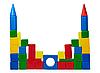 ID 3145828 | Rickety Burg Farbwürfel | Foto mit hoher Auflösung | CLIPARTO