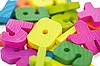 ID 3147513 | Drewniany zestaw dla dzieci do matematyki | Foto stockowe wysokiej rozdzielczości | KLIPARTO