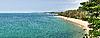 ID 3183635 | Panorama des tropischen Strands - Thailand, Phuket | Foto mit hoher Auflösung | CLIPARTO