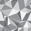 abstrakter nahtlose Textur - Polygone Hintergrund -