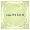 Vintage-Label