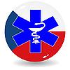Zeichen der tschechischen nationalen Medizin
