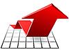 ID 3206128 | Die Farbe Diagramm mit Pfeil | Stock Vektorgrafik | CLIPARTO