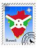stampfen mit den Image-Maps von Burundi
