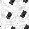 nahtlose Textur mit Mobiltelefonen