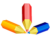 Color pencils | Stock Vector Graphics