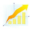 Colored diagram | Stock Vector Graphics