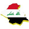 3D-Karte des Irak