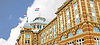 ID 3293289 | Niederländischen Badeort mit berühmten Kurhaus Hotel. | Foto mit hoher Auflösung | CLIPARTO