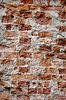 배경 - 오래 된 벽돌 쌓기 | Stock Foto