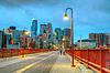 ID 3301148 | Downtown Minneapolis, Minnesota in der Nacht | Foto mit hoher Auflösung | CLIPARTO