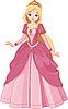 ID 3187379 | Schöne Prinzessin | Stock Vektorgrafik | CLIPARTO
