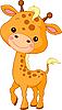 Comic-Giraffe