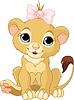 kleine Löwin