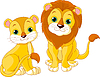 Lion Paar