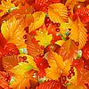 Herbstlicher nahtloser Hintergrund