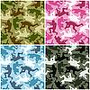 Camouflage-Set