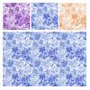 Бесшовные цветочные текстуры | Векторный клипарт