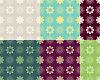 ID 3328068 | Abstrakter nahtlose Muster Farbvarianten | Stock Vektorgrafik | CLIPARTO