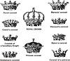 Włoska korony | Stock Vector Graphics