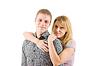 Junges Paar glücklich | Stock Photo