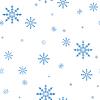 Szwu płatki śniegu | Stock Vector Graphics