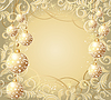 크리스마스 배경 | Stock Vector Graphics