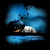 Halloween background | Stock Vector Graphics