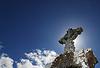ID 3234346 | Кельтский крест на могиле | Фото большого размера | CLIPARTO
