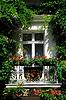 Balcony idyll | Stock Foto