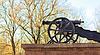 ID 3226397 | Kanone in Andersonville | Foto mit hoher Auflösung | CLIPARTO