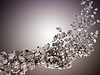 ID 3236611 | Duży przepływ diamenty | Stockowa ilustracja wysokiej rozdzielczości | KLIPARTO