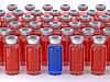 Wybór medyczny: grupa ampułki i wyjątkowa | Stock Foto