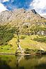 ID 3238399 | Berg der norwegischen Fjord in Norwegen | Foto mit hoher Auflösung | CLIPARTO
