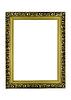 ID 3292968 | Pusty złote ramki | Foto stockowe wysokiej rozdzielczości | KLIPARTO