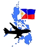 fly me to Philippines