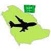 Fly me to Saudi-Arabien
