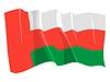 Macha Flaga Omanu | Stock Vector Graphics